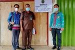 Pengadilan Agama Sukadana Melaksanakan Permohonan Bantuan Sita Eksekusi dari Pengadilan Agama Metro