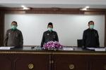 CPNS Pengadilan Agama Sukadana Menghadiri Pembinaan Dan Pembekalan Di Pengadilan Tinggi Agama Bandar Lampung