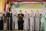 Perwakilan Pengadilan Agama Sukadana Menghadiri Halal Bi Halal PKK Lampung Timur