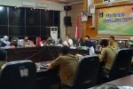 Covid-19 Meningkat, Pemerintah Daerah Kabupaten Lampung Timur Menggelar Rapat Koordinasi
