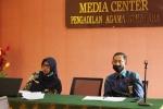 Sekretaris Pengadilan Agama Sukadana Mengikuti BIMTEK Penyusunan RKA-K/L TA 2022