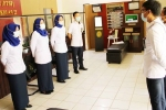 Briefing Senin Pagi Petugas PTSP Pengadilan Agama Sukadana