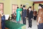 Pengambilan Sumpah Jabatan dan Pelantikan Panitera Muda Permohonan dan Juru Sita Pengadilan Agama Sukadana