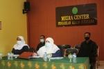 Pengadilan Agama Sukadana menghadiri Bimbingan dan Evaluasi Pelaksanaan Pembangunan Zona Integritas Menuju WBK/WBBM Melalui Zoom Meeting