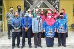 Pengadilan Tinggi Agama Bandar Lampung melakukan Pemeriksaan Pengawasan dan Pembinaan di Pengadilan Agama Sukadana