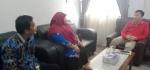 Kunjungan Ketua Pengadilan Agama Sukadana ke Kantor Dinas Kesehatan Lampung Timur